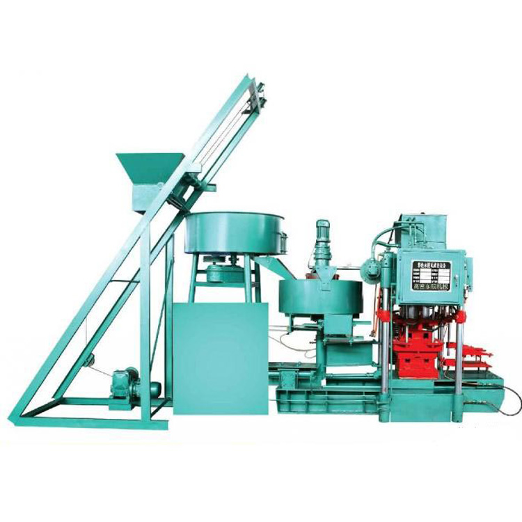 SMY8 Series Concrete Roof Tile Making Machine